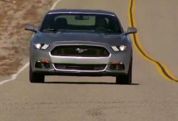 Video del Ford Mustang 2015 en acción, recorriendo la Ruta 66