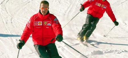 Michael Schumacher continúa en coma pero mejora levemente