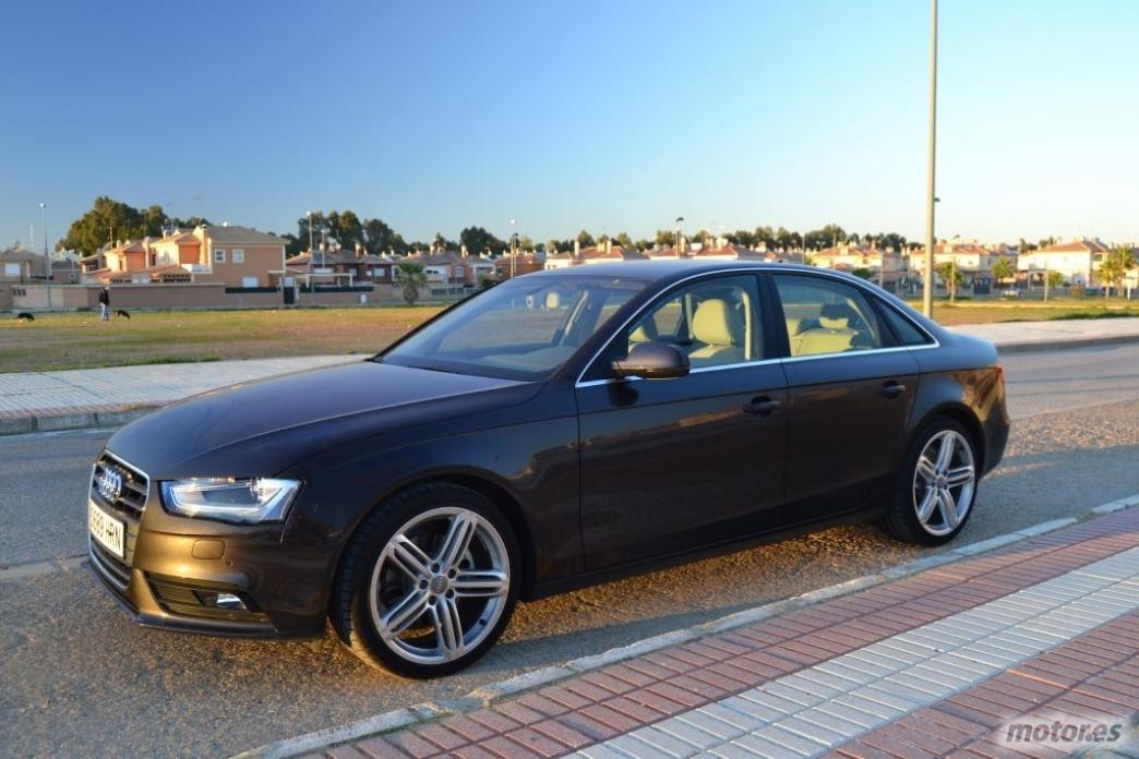 Audi A4 1.8 TFSI 170 CV Tiptronic (I): Introducción y diseño exterior