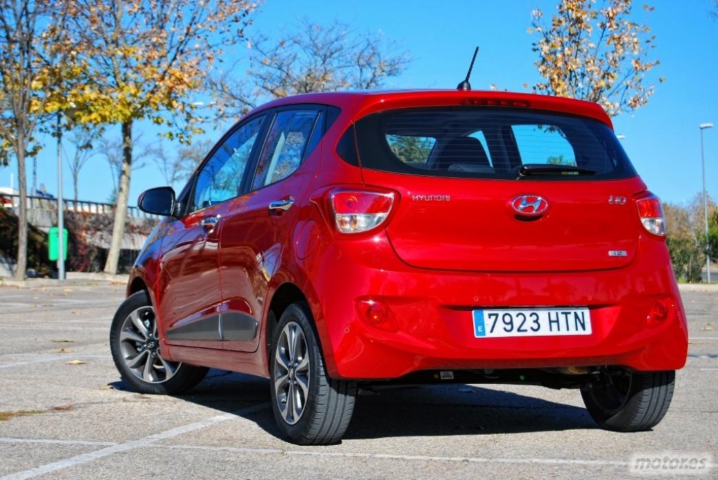 Hyundai i10 (IV): precios y conclusiones