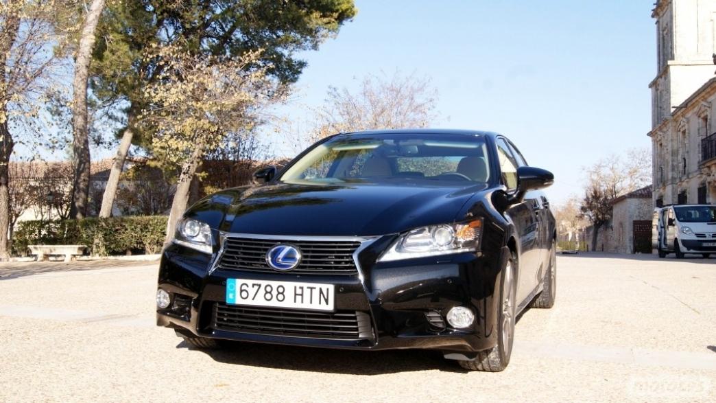 Lexus GS 300h: Introducción, exterior e interior