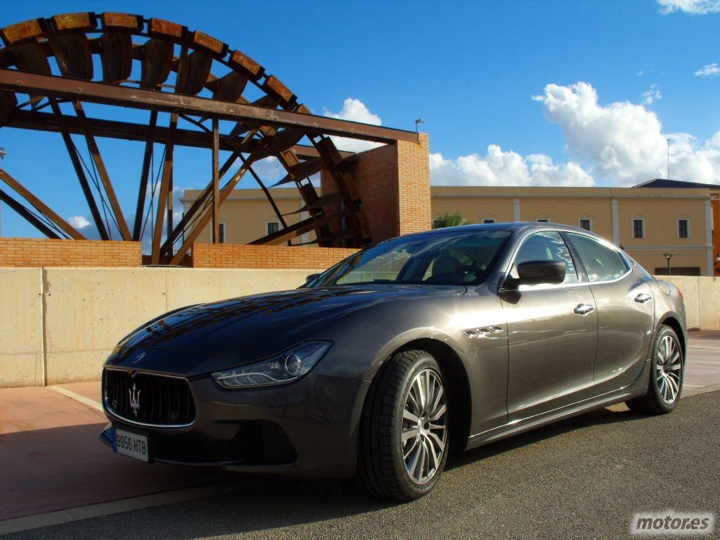 Maserati Ghibli Diésel: la doble primicia del tridente