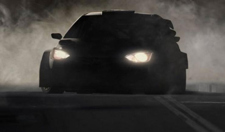 Imágenes oficiales del nuevo Hyundai i20 WRC de Dani Sordo