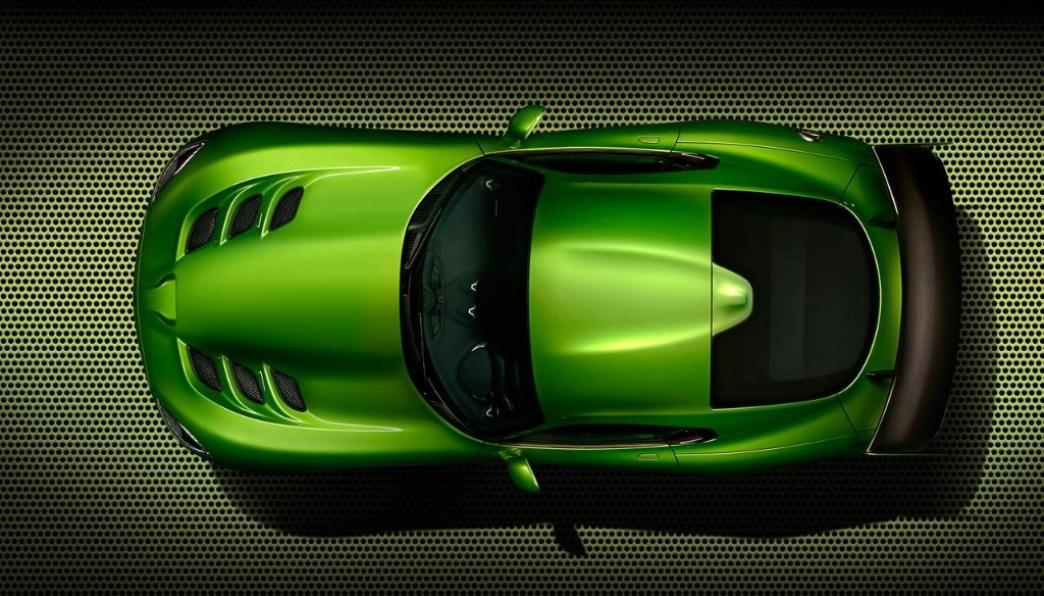 SRT Viper GT, la nueva serpiente estará en Detroit