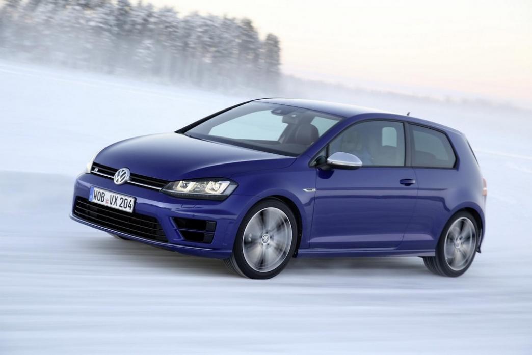 Volkswagen Golf R, el Golf más radical