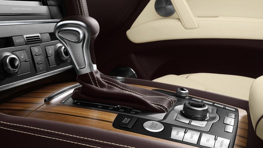 Departamentos de personalización: Audi Exclusive