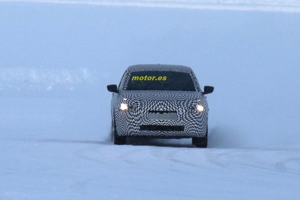 Citroën C4 Cactus, el nuevo crossover cazado en sus pruebas invernales