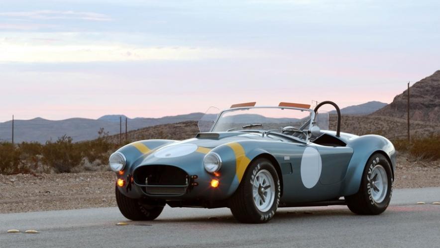 El Shelby Cobra 289 vuelve a la vida ¡Y te lo puedes comprar!