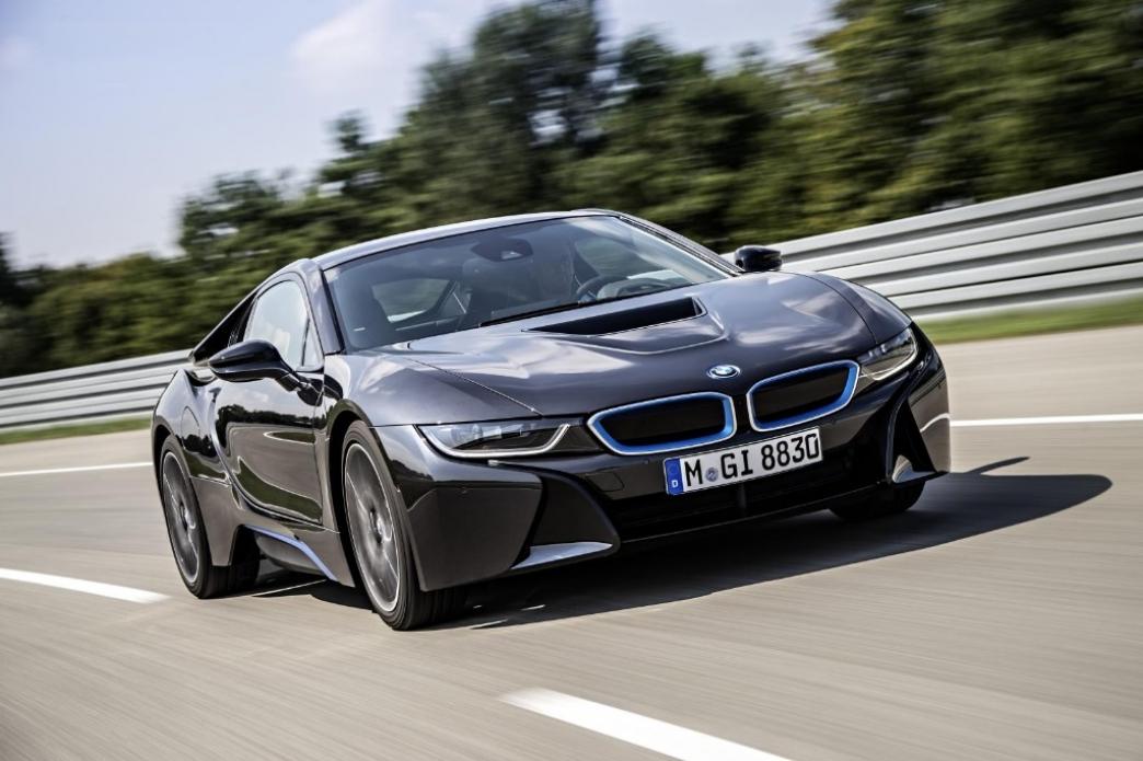 El BMW i8 ya tiene precio en España: 129.900 euros