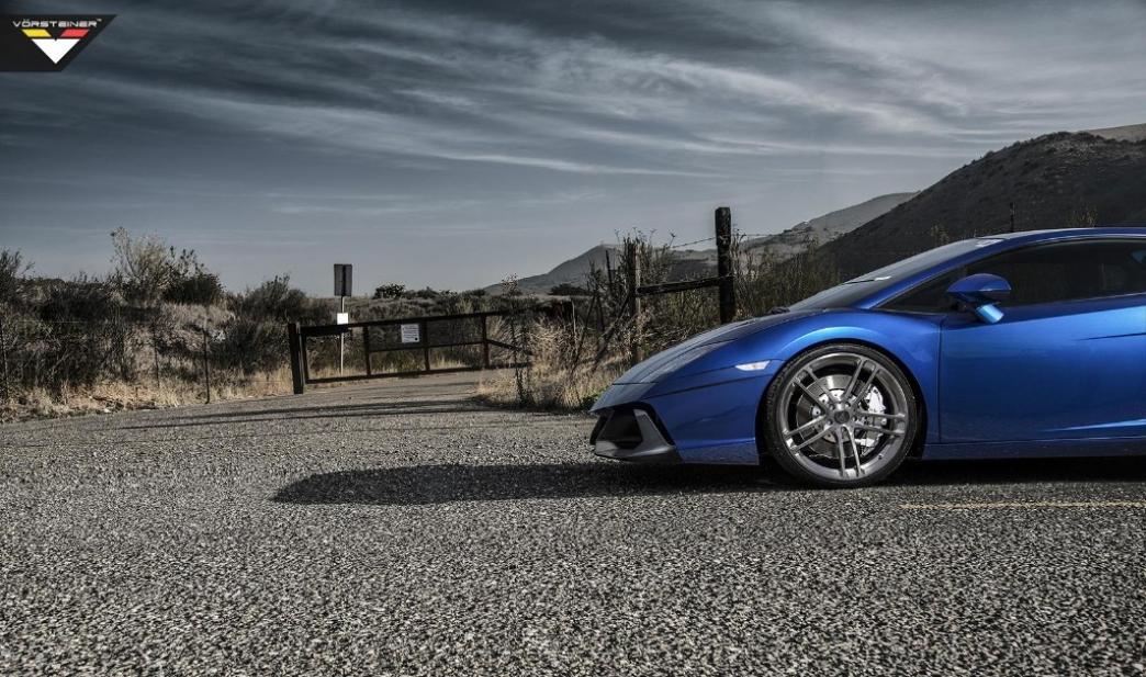 Lamborghini Gallardo 'Renazzo', o cómo Vorsteiner le da más vida al Gallardo