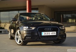 Audi A4 S Line Edition, disponible desde 31.480 Euros