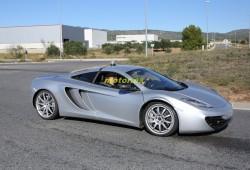 El McLaren P13 será presentado en Ginebra 2015