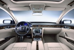 El próximo Volkswagen Phaeton se fabricará en aluminio