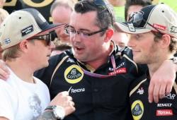 Eric Boullier deja Lotus para ser jefe de equipo de McLaren Mercedes