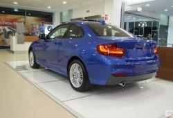 Fotos y video del BMW Serie 2 y detalle de sus motores