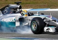 La Fórmula 1 de 2014 espera mayor velocidad en las rectas