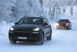 Porsche Cayenne 2015, el restyling ya está en marcha