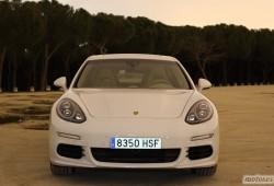 Porsche Panamera Diesel, exterior (II)