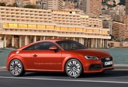 Así podría lucir el diseño del Audi TT 2015