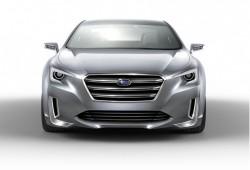 El nuevo Subaru Legacy se insinúa