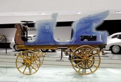 Recuperado el Porsche P1, la primer obra de Ferdinand Porsche