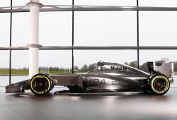 Presentación del nuevo McLaren Mercedes MP4-29 2014