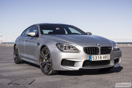 BMW M6 Gran Coupé, rugido ejecutivo