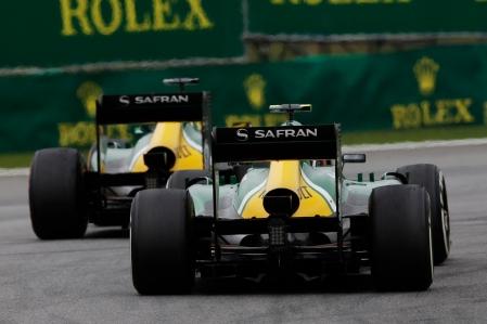 Kobayashi y Ericsson, confirmados como pilotos de Caterham para 2014