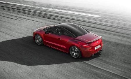 Peugeot RCZ R, con precio para España