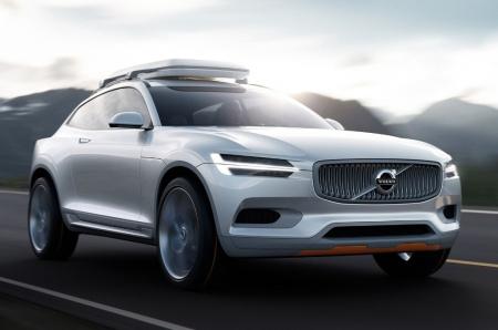 Volvo Concept XC Coupé, adelantando el diseño del nuevo XC90
