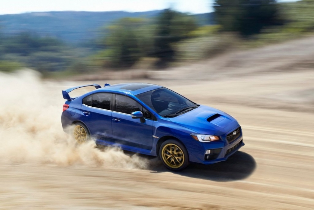 Nuevo Subaru WRX STI, por fin es oficial