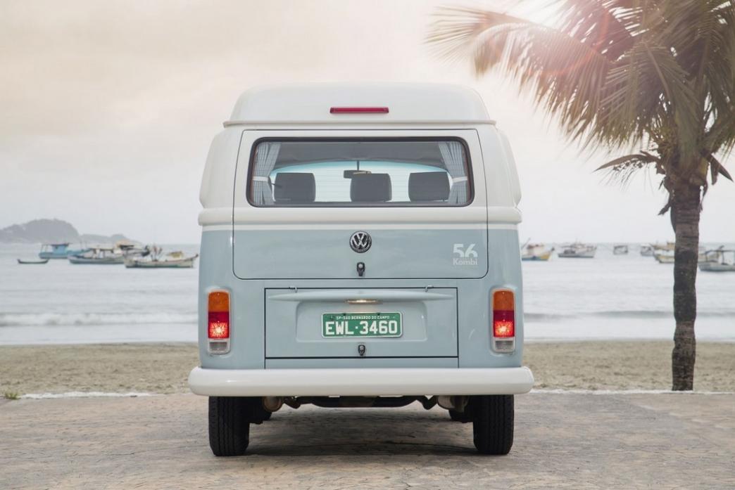 La última Volkswagen Kombi descansará en Alemania