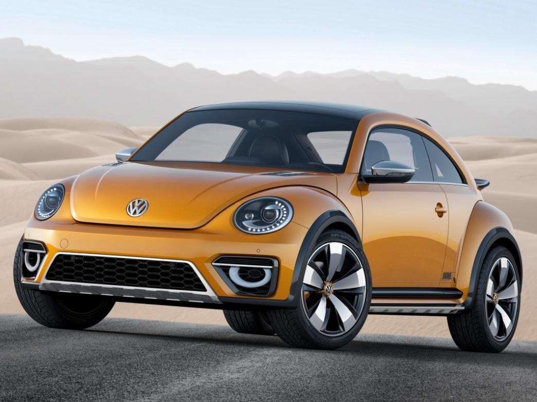 Volkswagen Beetle Dune 2014