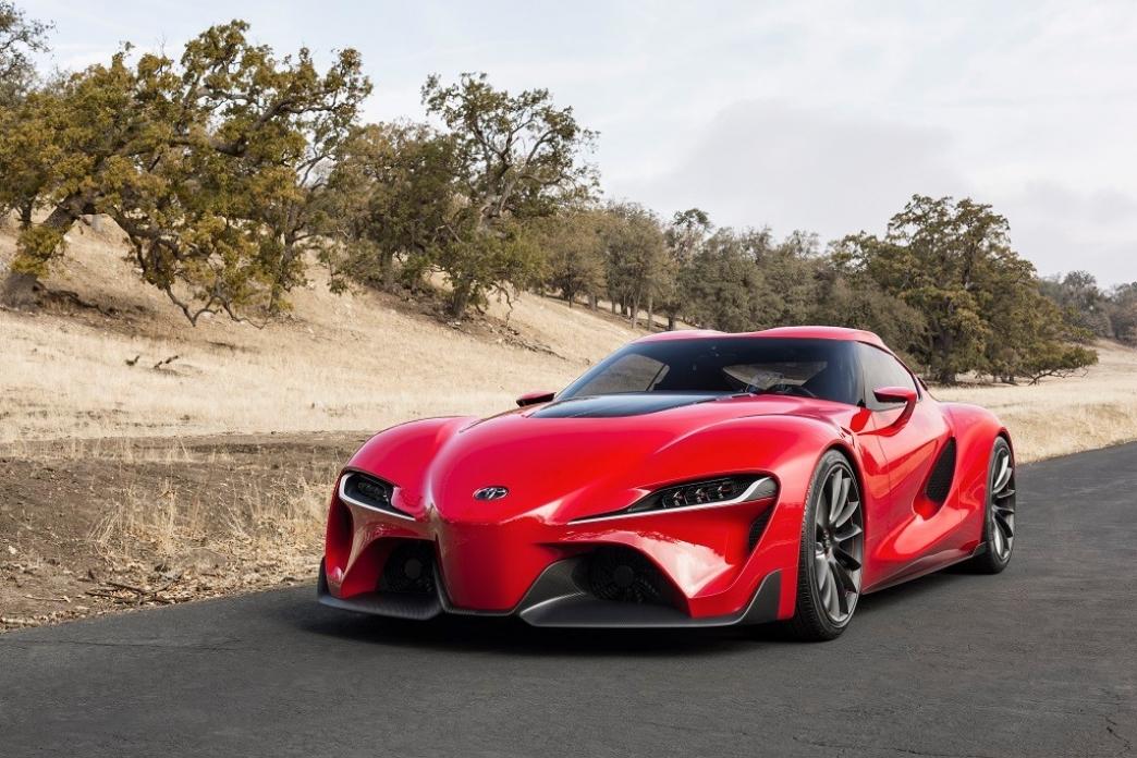 Conoce al Toyota FT-1, el nuevo prototipo deportivo ¿Una mirada al nuevo Supra?