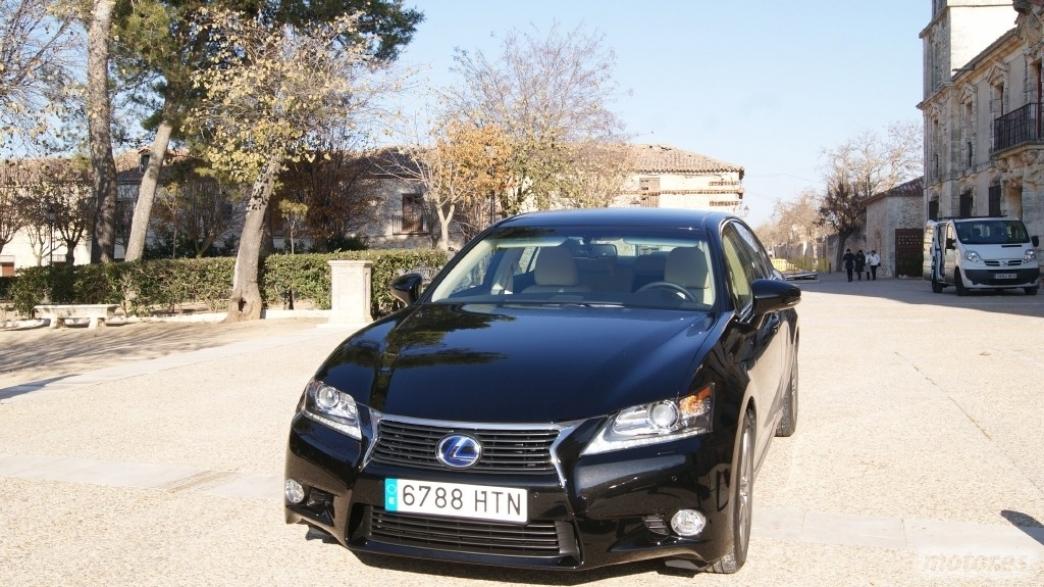 Lexus GS 300h: Niveles de acabado, dinámica y conclusiones