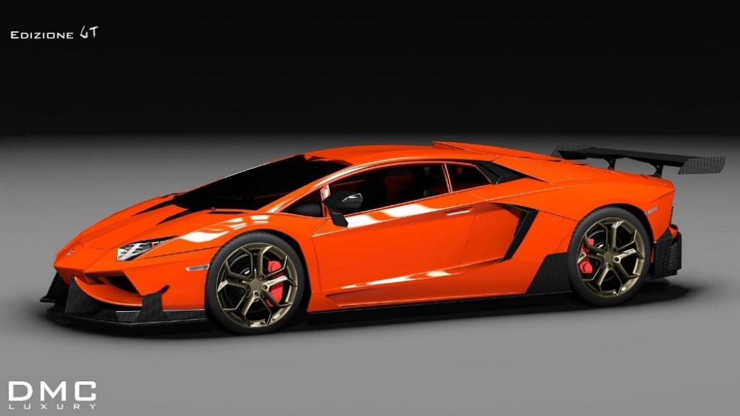 Lamborghini Aventador LP988 Edizione GT, por DMC