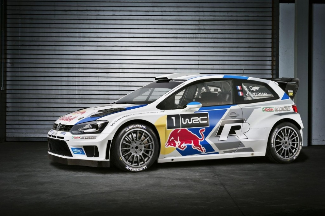 Volkswagen Polo R WRC 2014, dispuesto a renovar el título de campeón del mundo