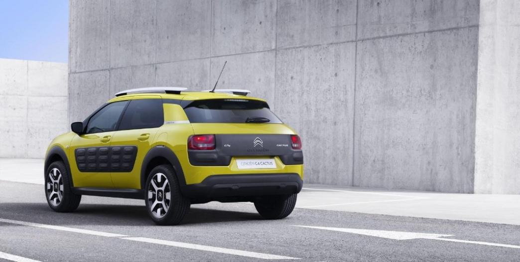 Citroën C4 Cactus, todos sus datos e imágenes oficiales