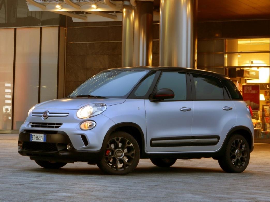 El Fiat 500L sube los decibélios con el Beats Edition