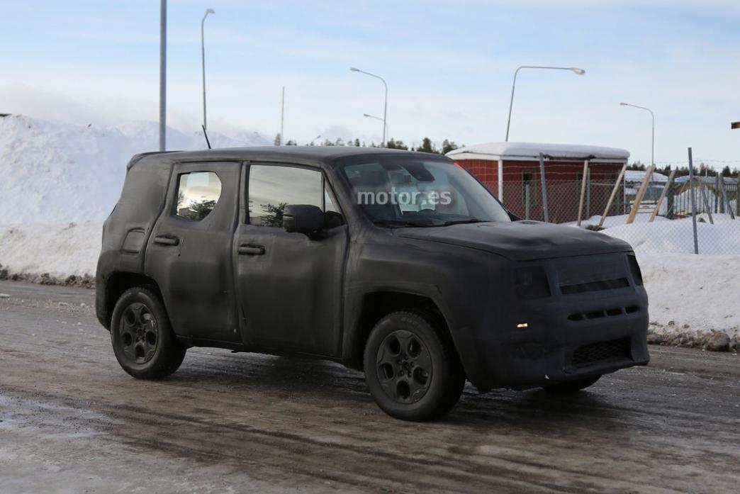 El Jeep Jeepster 2015 revela nuevos detalles de su interior
