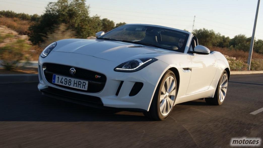 Jaguar F-Type, detalles que te gustarán