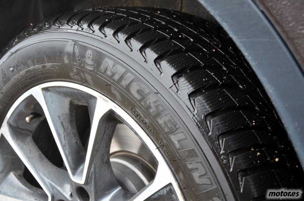 Michelin Alpin 5, nueva generación de neumáticos de invierno