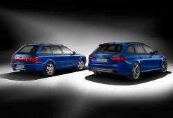 Audi RS4 Avant Nogaro selection, una edición especial en tributo al Audi RS2