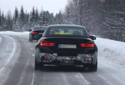 BMW M4 Cabrio 2014, fotos espía del nuevo M4 descapotable