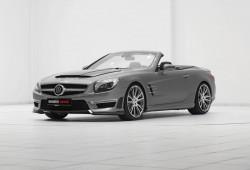 Brabus SL850 6.0 Biturbo, o cómo alcanzar 850 CV en el Mercedes SL63 AMG