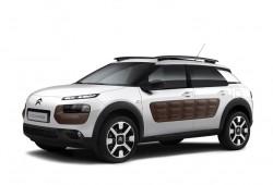 Citroën C4 Cactus 2014, un nuevo crossover de lo más innovador