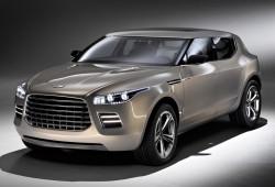 El Aston Martin Lagonda podría compartir plataforma con el Mercedes-Benz GL