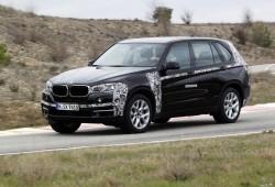 El BMW X5 Plug-in Hybrid se llevará a producción
