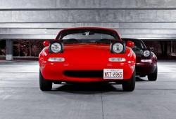 El Mazda MX-5 celebra su 25º aniversario