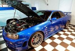 El Nissan GT-R Skyline de Paul Walker en 'Fast & Furious 4', a la venta por un millón de euros